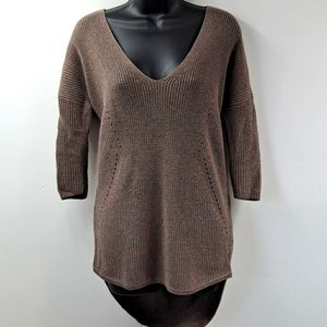 Like New! Express Shimmer Sweater XS
